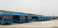 108辆!微宏动力再次批量配套氢燃料城市客车