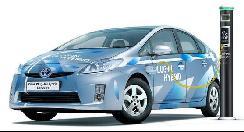 丰田在华开启新能源汽车攻势