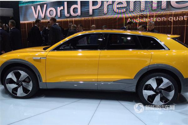 奥迪将推第六代氢燃料电池原型车 或年底亮相