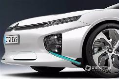雪铁龙全新旗舰轿车曝光 预计2021年上市
