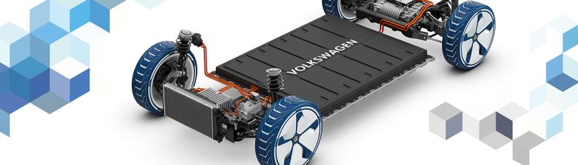 """大众声称其电池可供电动汽车""""终生使用"""" 【图】"""