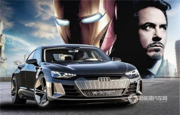 《复联4》的最大赢家 奥迪e-tron GT宣告电动即未来