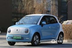 继女神版上线后 欧拉R1还将新增青春版车型