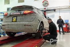 天际汽车携手国际调教团队 打造ME7高品质电动SUV底盘