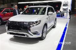 新款ASX/欧蓝德插混将国产 广汽三菱五年推3款新能源车型