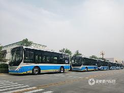 140台首度携手,中通电动客车揭开首都市场新篇章!