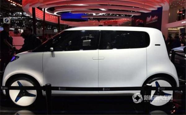 取消对开门设计 欧拉R2量产版车型曝光
