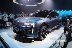 """广汽蔚来全新品牌""""合创"""" 推出 首款车年底发布"""