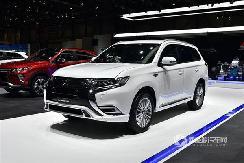 三菱汽车电气化布局 多款PHEV将推出