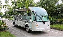 景区居然有共享电动观光车,再也拥抱人潮了!