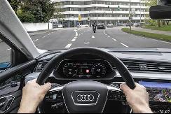 奥迪在欧洲推出交通信号灯辅助系统 【图】