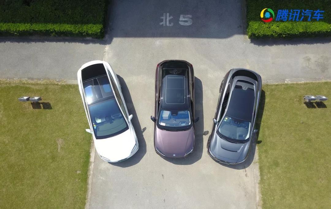 蔚来ES6 84度版、Model X 100D、捷豹i-Pace谁更能跑? 【图】