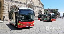 BYD捷报——已占意大利50%纯电动巴士市场份额