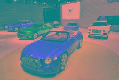 宾利汽车携多款重磅车型亮相2019深港澳国际车展