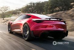 特斯拉 CEO:特斯拉Roadster每年限量 1 万台