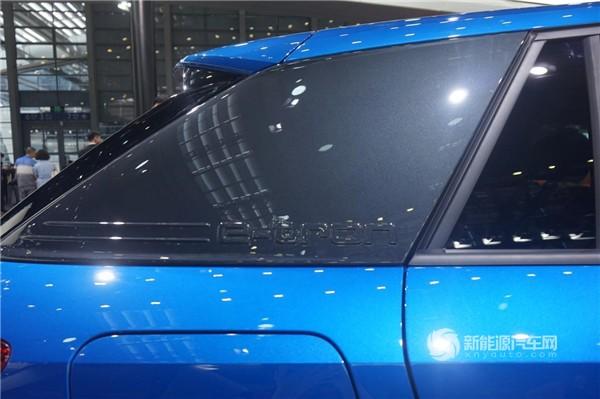 深港澳车展:一汽奥迪Q2L e-tron低调登场