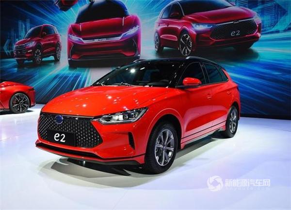 比亚迪e2量产版长沙正式下线 预计7月上市