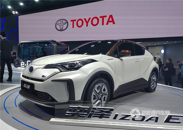 丰田新能源纯电新车计划曝光 将推10款车型