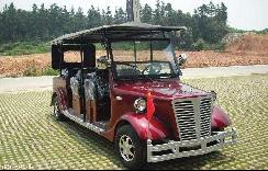 电动观光车的分类和安全驾驶方法,你知道吗?