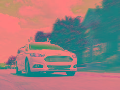 福特与航空公司合作拟定自动驾驶策略 【图】