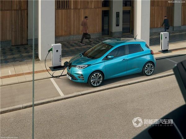 欧洲当红小车换代升级 2020款雷诺Zoe官图发布