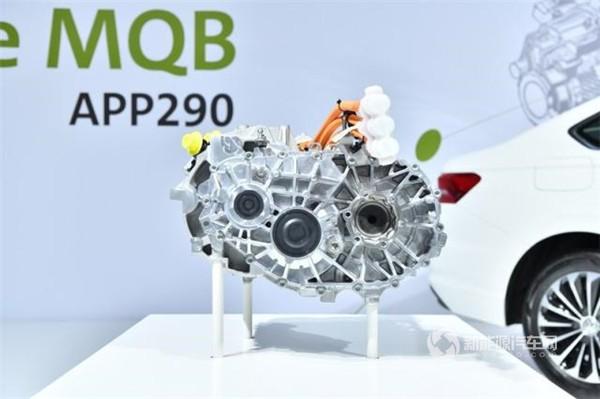 大众汽车DQ400e混动双离合变速箱天津投产