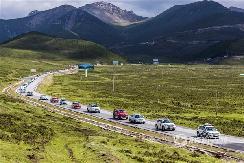 第六届CEVR评测第二日:十二款电动车挑战3792米高海拔!
