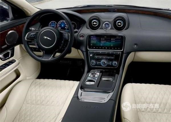 增配90千瓦电池组 捷豹纯电轿车全新XJ信息曝光