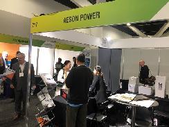 2019澳大利亚能源储存和展览会,旭派电池大放异彩!