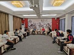 泰国HUA HENG LEE客户赴绿佳参观交流