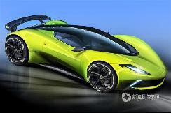 路特斯首款纯电动超跑命名为路特斯Evija