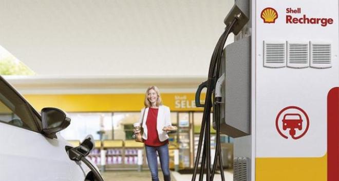 壳牌在英国配置150kW电动车充电设备 【图】