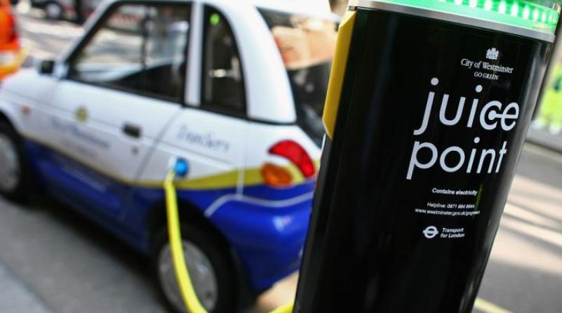 推便捷刷卡,英国要解决电动车充电难题 【图】