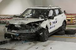 C-NCAP第二批碰撞成绩出炉:小鹏、蔚来、威马成亮点!