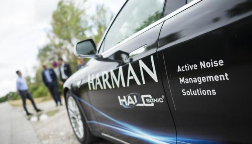 哈曼推电动车噪声警示系统 【图】