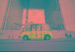 韩国公司投资海外自动驾驶 【图】