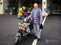 爱玛电动车好不好,这辆横穿中国6000公里的小车来证明