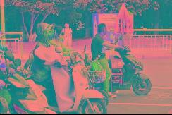 常州人民注意了!骑电动车违法下月将纳入征信,严重失信影响子女入学、找工作……