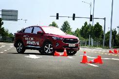 体验哈弗F7x智能驾驶:聪明的轿跑SUV 【图】