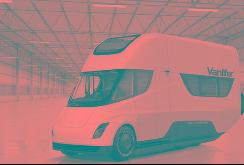 房车也能自动驾驶,特斯拉推Tesla Semi 【图】