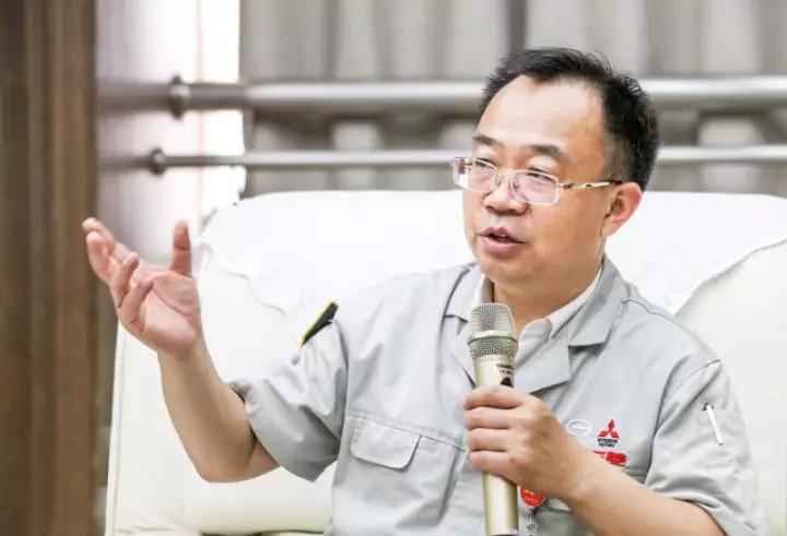 广汽乘用车:张跃赛将接替郁俊担任公司总经理 【图】