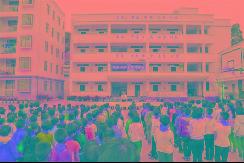 耕耘当下,成就未来 长安马自达援建第6所云南泸西县希望小学