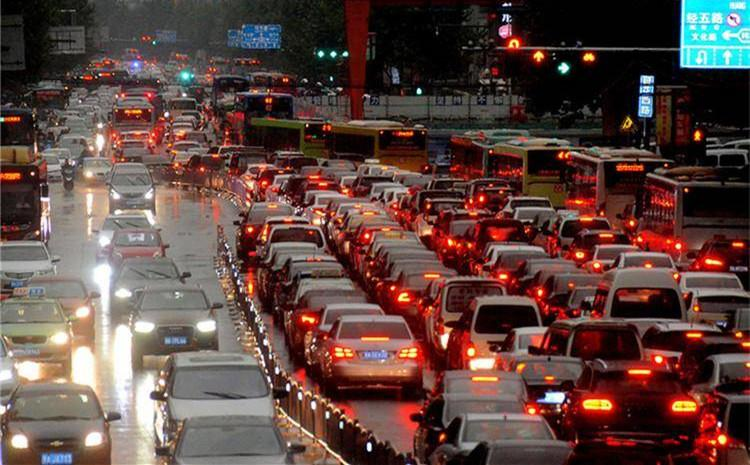 堵到哭的北京上海居然不是私家车最多的地方,这个省的车最多!