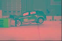 """现代NEXO获IIHS""""顶级安全车+""""评级成为首款荣获全球最高级别安全认证的氢燃料电池车 【图】"""