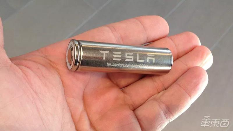 特斯拉动力电池