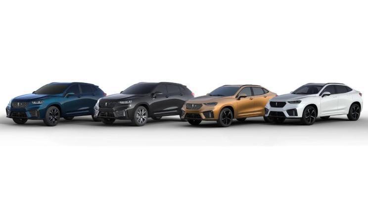 新VV7、博越Pro、飞行家等重磅SUV 将亮相成都车展