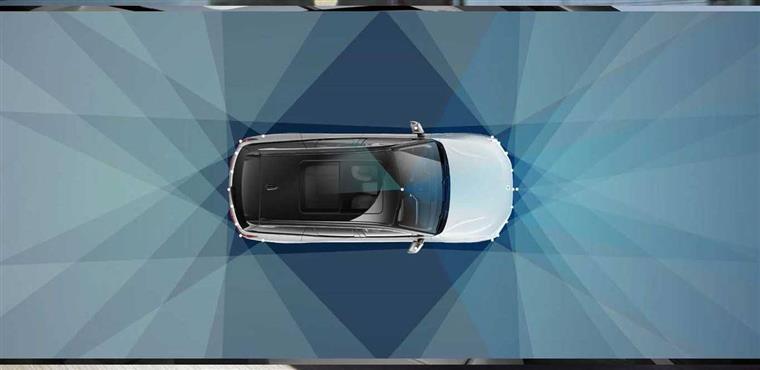 大师车评   对标特斯拉,蔚来ES8自动辅助驾驶深度体验!