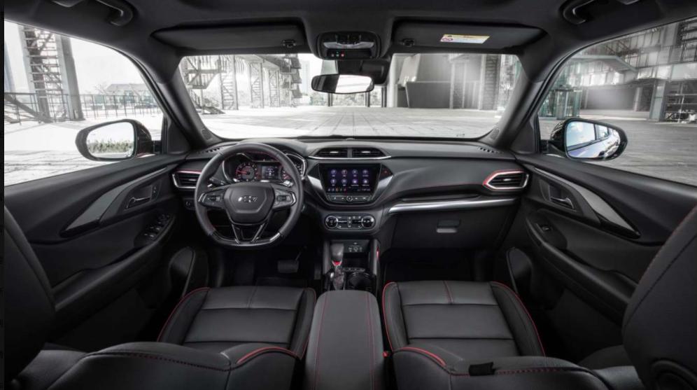 年轻人的SUV,雪弗兰精悍新锐创界Trailblazer发布 【图】