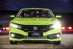 Honda中国发布2019年8月终端汽车销量 【图】