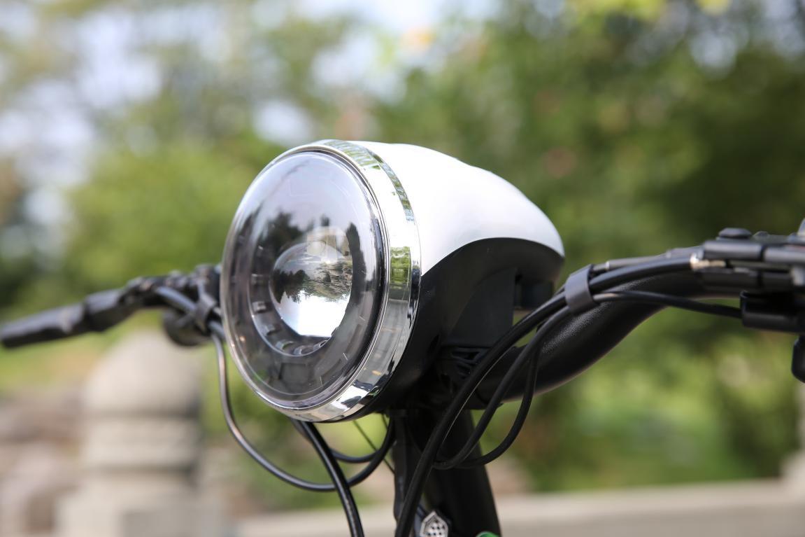 电动自行车评测:绿源FBA2表现如何?